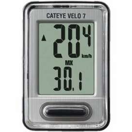 ciclo computador Cateye velo 7 520BK