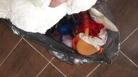 VENDO YA!! ropa y juguetes