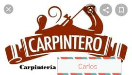 Carpintero Muebles en General