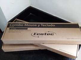 COMBO MOUSE+TECLADO UNITEC