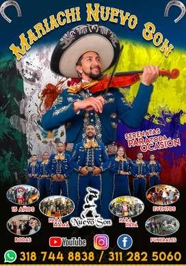 Mariachis Tunja Cumpleaños Eventos serenatas