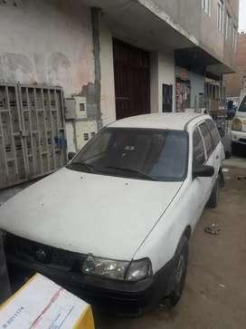 Nissan AD del 98 GNV