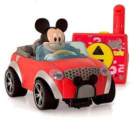 Auto Mickey mouse radio control