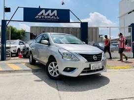 Nissan Versa T/M 2019 automall