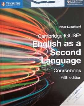 Libro de Inglés English as a Second Language