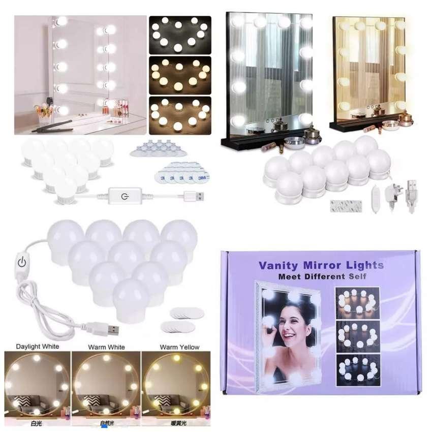 Extensión de luces para espejos tocador
