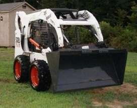 Retiro de escombros y alquiler de retro excavadora (gallineta ) minicargadora con volquetas de 8 metros