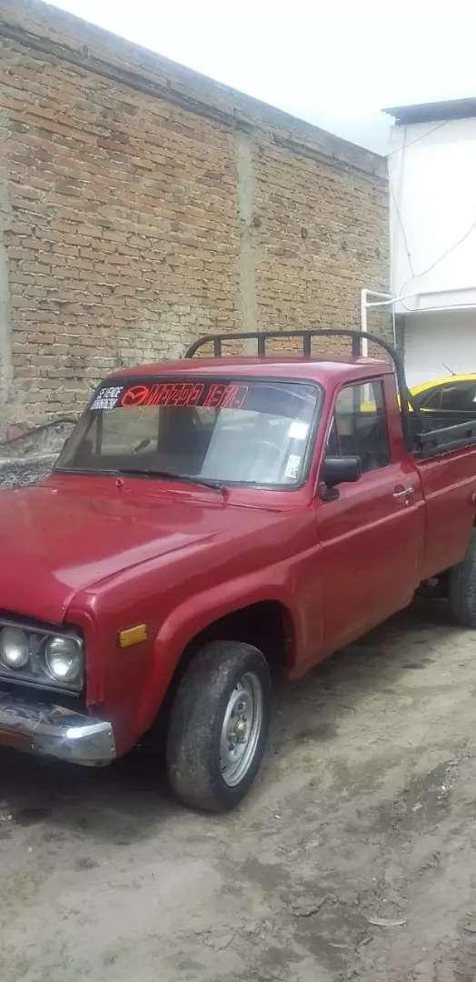 Vendo mi linda camioneta Mazda a toda prueba motor reparado pintura 10/10 0