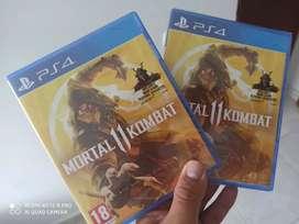 Mortal Kombat nuevo ps4