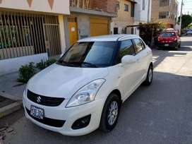 Suzuki swift año 2013 modelo 2014