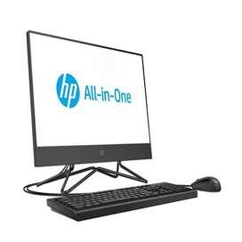 COMPUTADORA HP TODO EN UNO, (ALL IN ONE) serie 200, Core i3-10110U, Decima Generacion, 8GB de MEmoria, Disco Duro 1TB, w