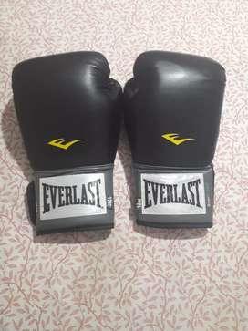 Guantes de boxeo marca everest