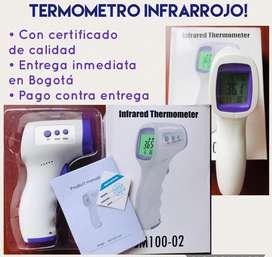 Termometros Infrarrojos, Certificado de Calidad. Envio Gratis.