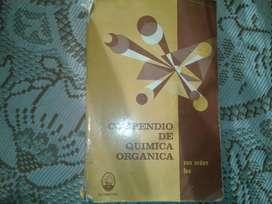 COMPENDIO DE QUIMICA ORGANICA INTERAMERICANA VAN ORDEN LEE