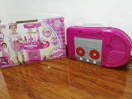 Juguete - Juego de Cocina para niñas