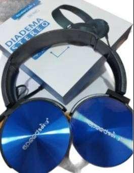 Diadema Stereo Speed Song Sg-4027 Manos Libres