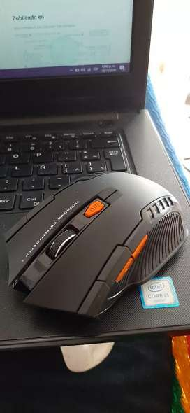Vendo Mouse Gaming Inalámbrico