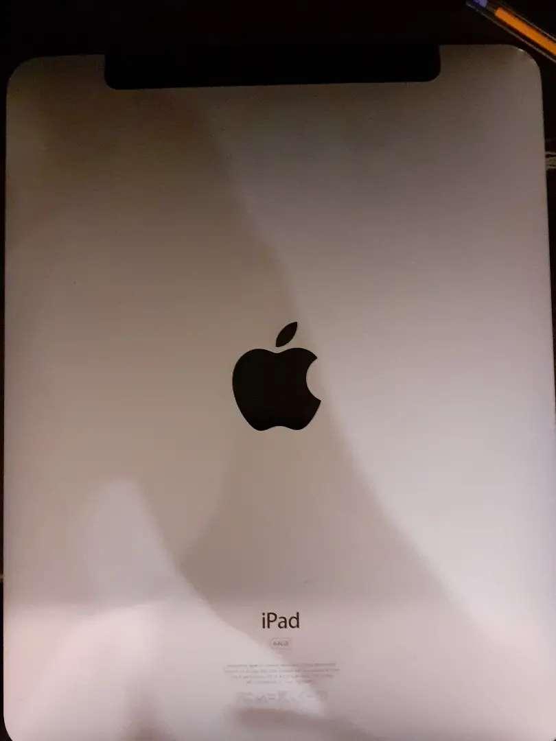 iPad 64gb muy bien estado 0
