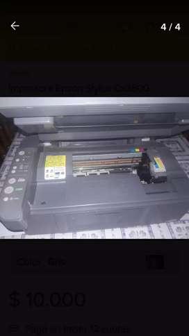 Impresora Epson Stylus CX 3700