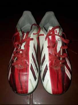 Botines Adidas Messi F5 TALLE 2 1/2
