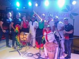 Banda Papayera o Grupo Tamboras