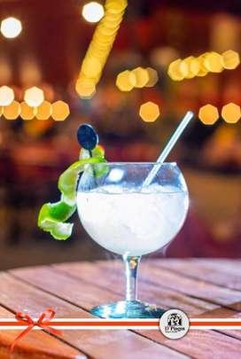 Solicito  bartender