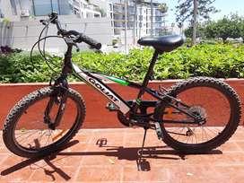 """Bicicleta Goliat Colca aro 20"""""""