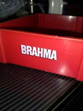 Porta Cd Dvd Brahma