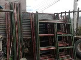 Alquiler de Andamios metalicos