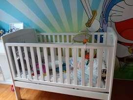 Cuna bebé en venta en perfecto estado