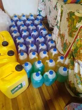 Necesito Jovenes para vender Productos ' Limpieza