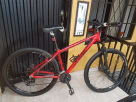 Vendo bicicleta Rin 29 talla M