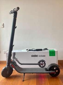 Vendo scooter eléctrica Segway S2
