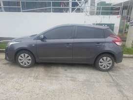 Vendo Toyota Yaris Hatchback 2016