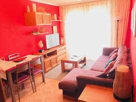departamento moderno con 2 dormitorios
