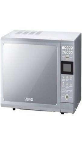 Horno Microondas 20 litros Visivo Gris
