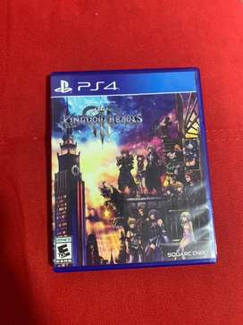 Kingdom Hearts PS4