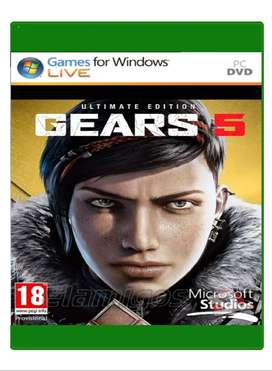 GEAR OF WAR 5 PARA PC