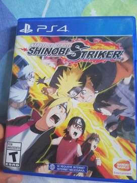 Vendo naruto to boruto shinobi striker