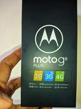 Moto G 8 plus