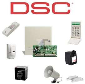 Kit Alarma De Seguridad DSC