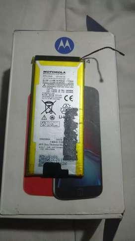 Batería para Motorola g4 plus original
