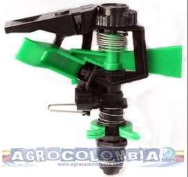 Aspersor surtidor rociador de agua para riego jardines x 10 und