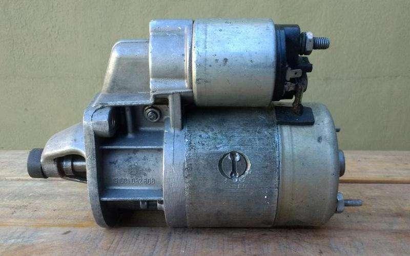Burro de Aranque Marca Bosch Fiat 0