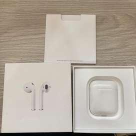 Vendo caja de carga Apple Airpods 1/2 generación