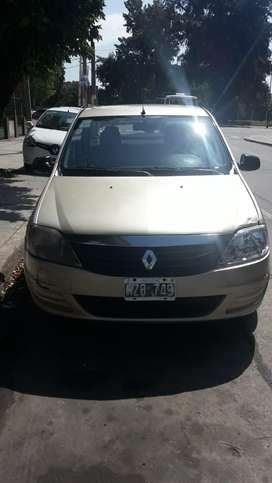 Renault logan GNC 2013 FINANCIADO CON DNI
