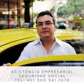 CONFIABLE SERVICIOS DE AFILIACIÓN SEGURIDAD SOCIAL EPS, ARL, PENSIÓN