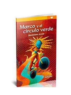 LIBRO MARCO Y EL CIRCULO VERDE