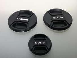 Tapa lentes y filtros