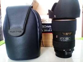 Lente Tokina 28-80 f2.8 FX Pro para Nikon